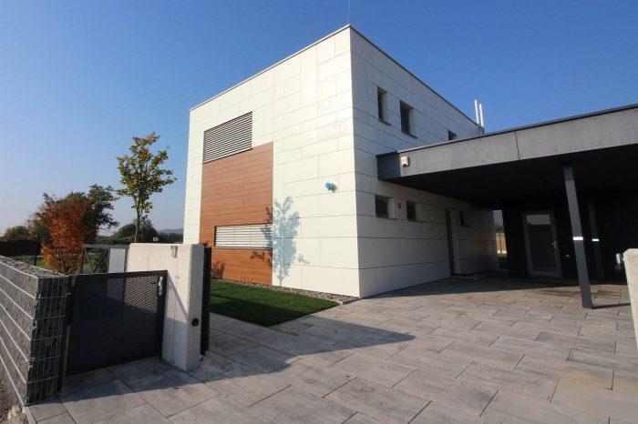 Rodinný dom IZING Lazany - JANES ateliér spol. s r.o.